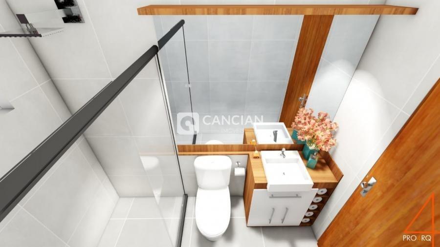 casa residencial 2 dormitórios - camobi, santa maria / rio grande do sul - 83257