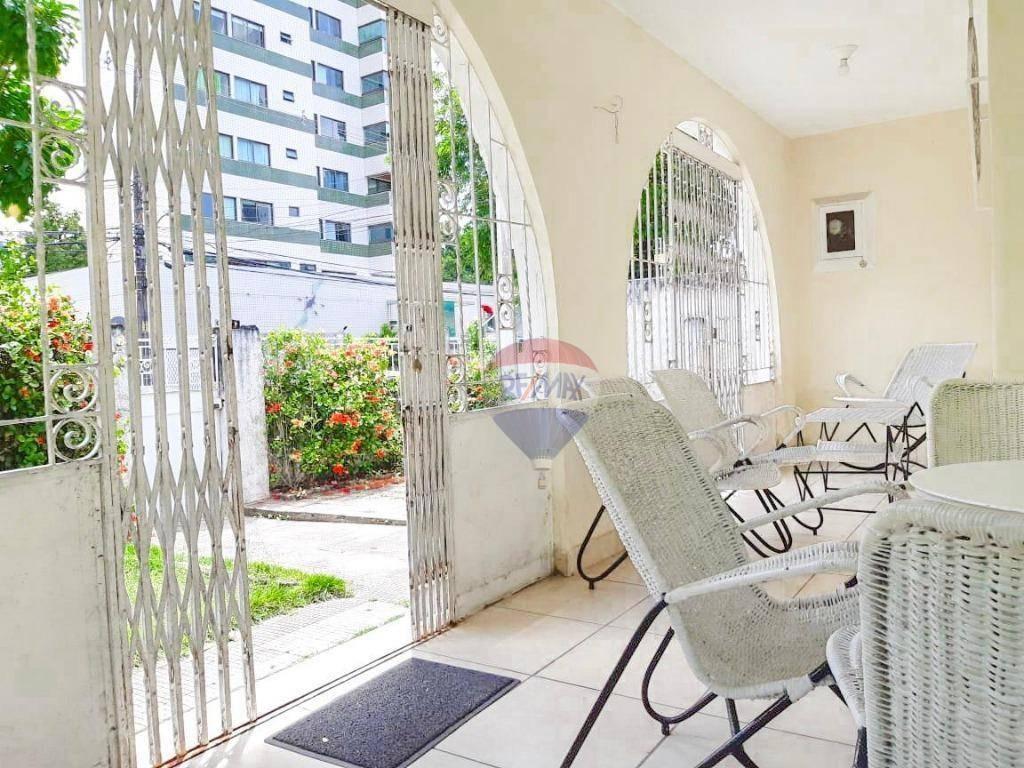 casa residencial 3 quartos no bairro do parnamirim - ca0289