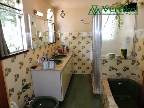 casa residencial a venda, chacara sao joao, granja viana - v-3160