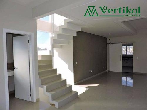 casa residencial a venda,  condominio palm hills, granja viana - v-1167