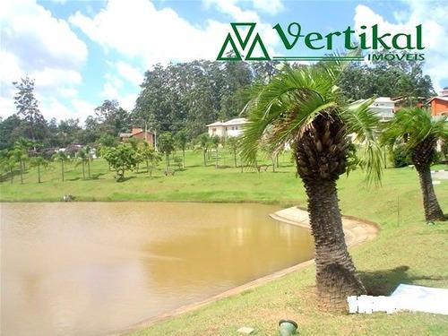 casa residencial a venda, condominio parque das artes, granja viana - v-3250