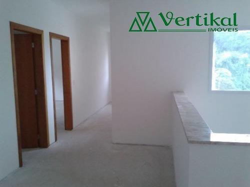 casa residencial a venda, condominio quintas de sao fernando. - v-2672