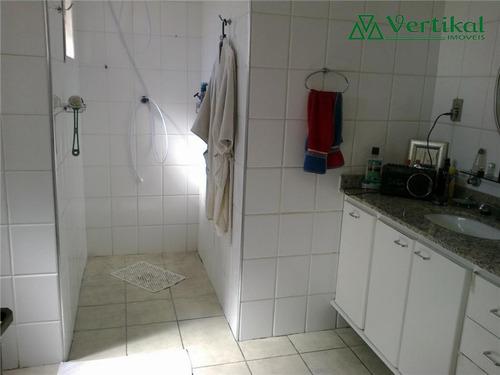 casa residencial a venda, condominio sao paulo ii, granja viana - v-775