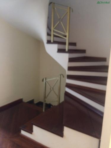 casa residencial a venda, condominio vila nova, granja viana - v-3305