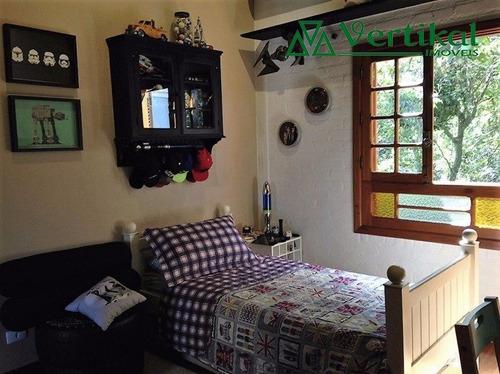 casa residencial a venda, forest hills, granja viana - l-3027