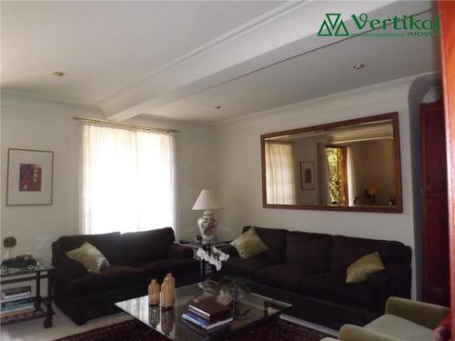 casa residencial a venda, forest hills, granja viana - v-2033