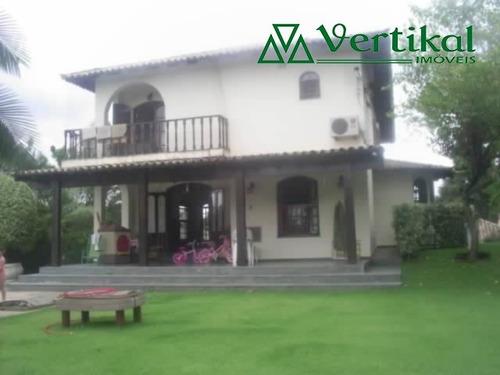 casa residencial a venda, granja viana ii gleba 1 e 2, - l-113