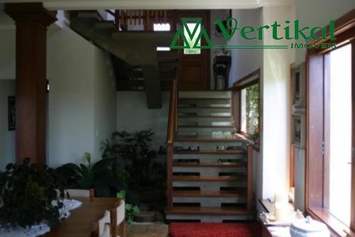 casa residencial a venda, granja viana ii gleba 4 e 5 - v-102
