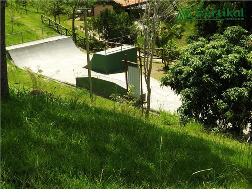 casa residencial a venda, granja viana ii gleba 4 e 5, - v-296