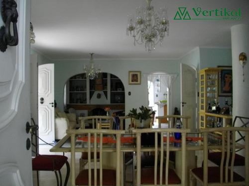 casa residencial a venda, granja viana ii gleba 4 e 5, - v-452