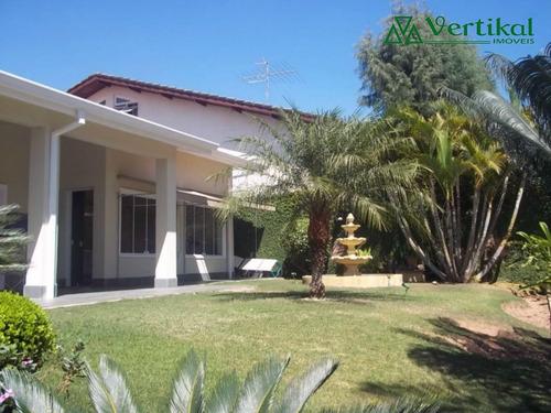 casa residencial a venda, granja viana ii gleba 4 e 5, - v-486
