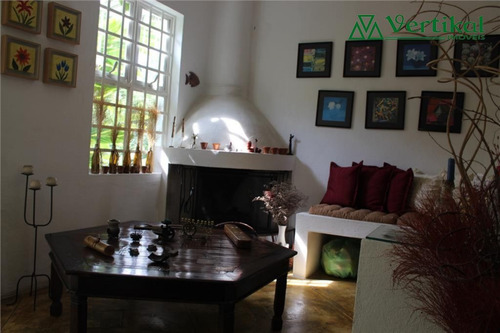 casa residencial a venda, granja viana - v-2341