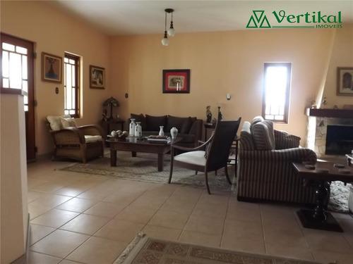 casa residencial a venda, granja viana - v-2475