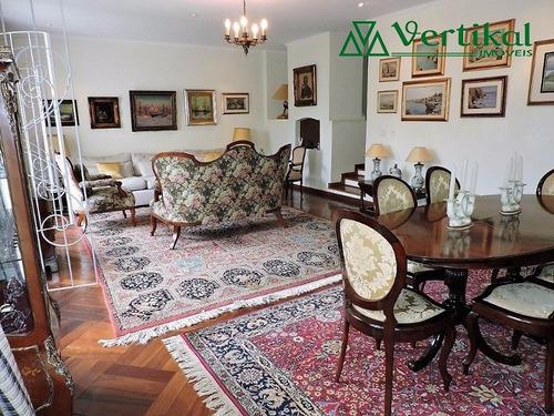 casa residencial a venda, jardim mediterraneo, granja viana - v-192