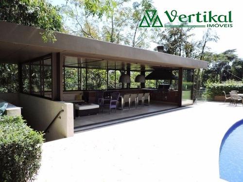 casa residencial a venda, jardim mediterraneo, granja viana - v-3012