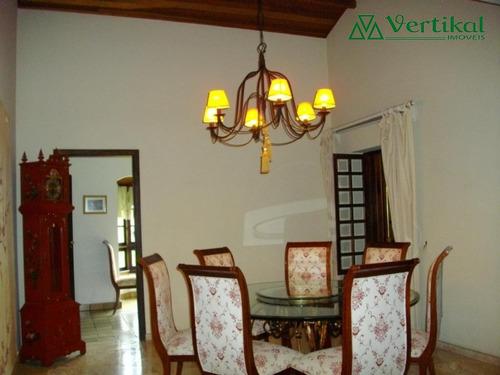 casa residencial a venda, jardim mediterraneo, granja viana - v-384