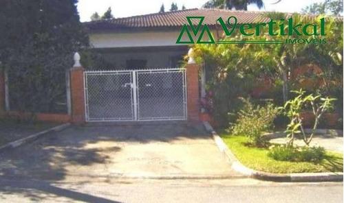 casa residencial a venda, jardim passargada - granja viana - v-1431