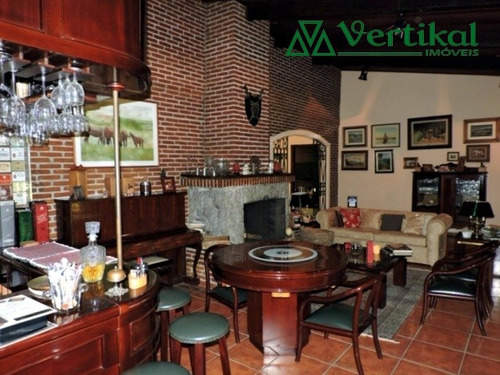 casa residencial a venda, miolo da granja viana, granja viana - v-3014