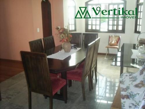 casa residencial a venda, nova higienopolis - v-255