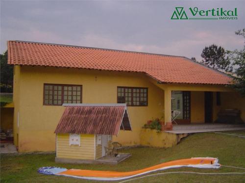 casa residencial a venda, nova higienopolis - v-286