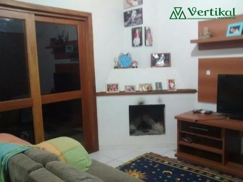 casa residencial a venda, parque paulistano. - v-2696