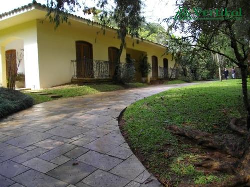 casa residencial a venda, parque silvino pereira, cotia. - v-443