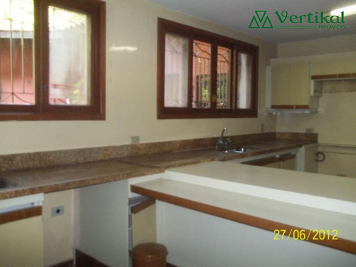 casa residencial a venda, parque turiguara, cotia. - v-433