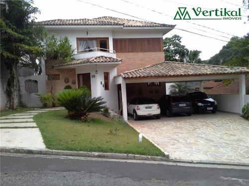 casa residencial a venda, petit village, granja viana - v-2050