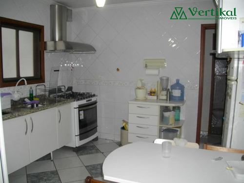 casa residencial a venda,  petit village, granja viana - v-2108