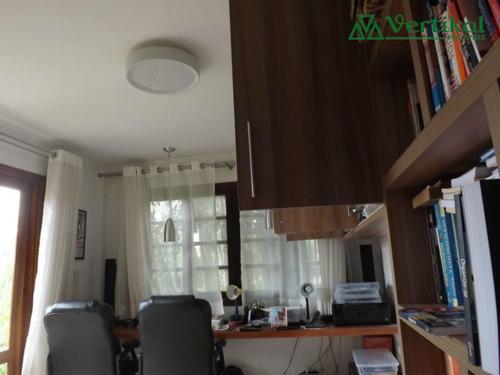 casa residencial a venda pinus park - granja viana - v-2172
