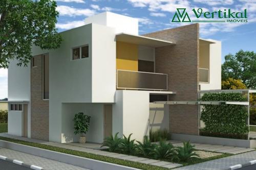 casa residencial a venda, queluz vita, granja viana - v-1029