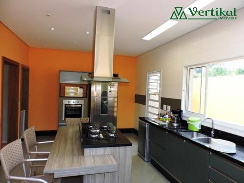 casa residencial a venda, reserva do vianna granja viana - v-2214