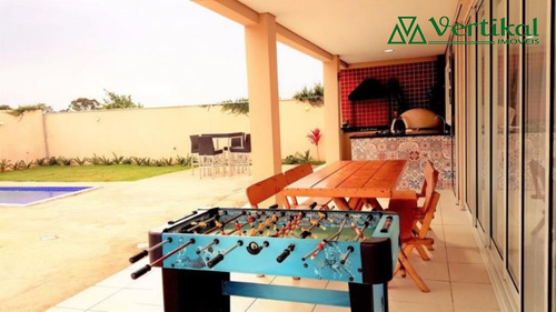casa residencial a venda, reserva santa maria, granja viana - v-2692