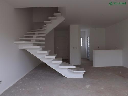 casa residencial a venda, residencial quebec ville, granja viana - v-2843
