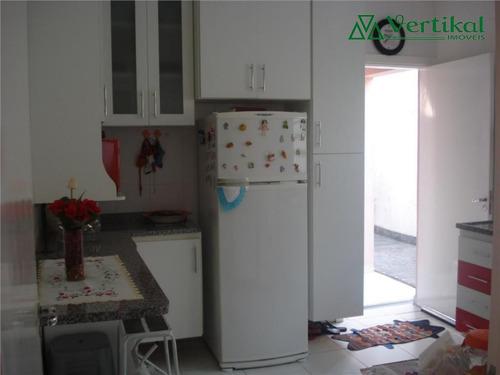 casa residencial a venda, residencial vila d este, granja viana - v-383