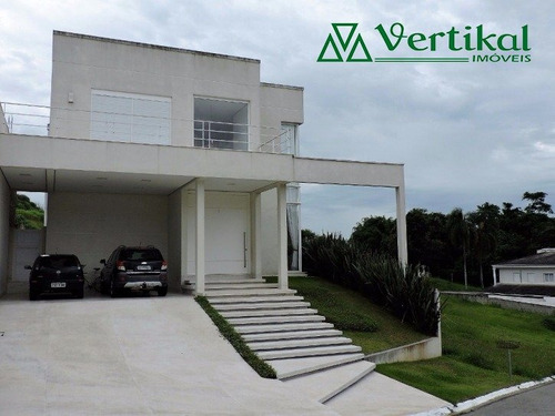 casa residencial a venda, sao paulo ii, granja viana - v-1188