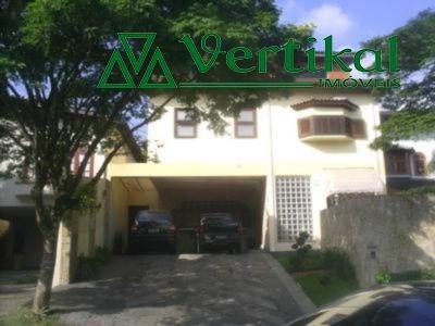 casa residencial a venda, sao paulo ii granja viana - v-130