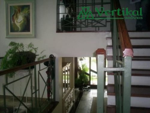 casa residencial a venda, sao paulo ii, granja viana - v-1473