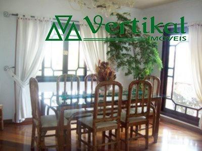 casa residencial a venda, sao paulo ii, granja viana - v-23