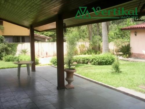 casa residencial a venda, sao paulo ii, granja viana - v-266
