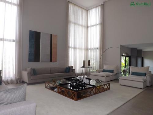 casa residencial a venda, sao paulo ii, granja viana - v-3028