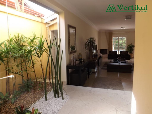 casa residencial a venda, sao paulo ii, granja viana - v-332