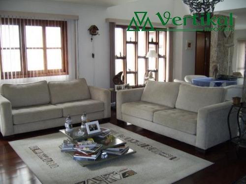 casa residencial a venda, sao paulo ii, granja viana - v-351