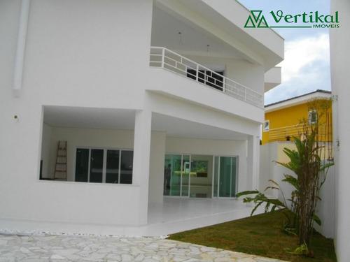 casa residencial a venda, sao paulo ii granja viana - v-379