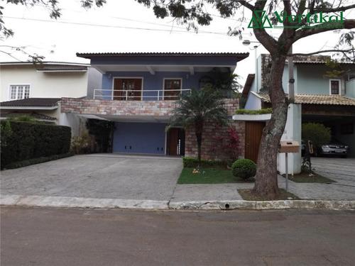 casa residencial a venda, sao paulo ii, granja viana - v-669