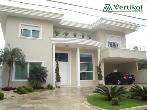 casa residencial a venda, sao paulo ii, granja viana - v-73