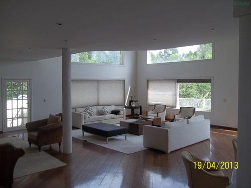 casa residencial a venda, sao paulo ii, granja viana - v-735