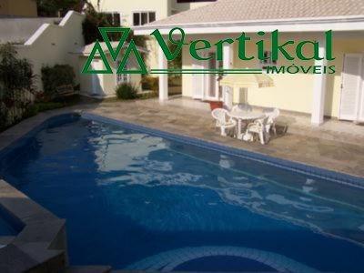 casa residencial a venda, sao paulo ii, granja viana - v-85