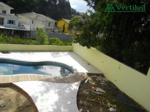 casa residencial a venda, sao paulo ii granja viana - v-886