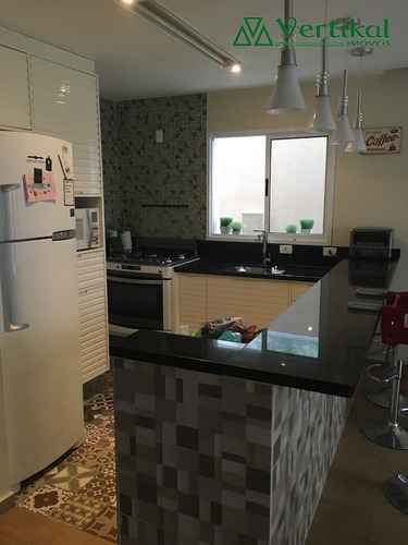 casa residencial a venda, splendido, granja viana - v-3091